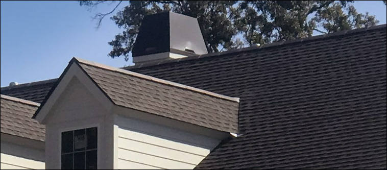 Custom Chimney Cap Installation